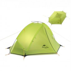 Lozkis 1.4-1.6 Kg Tagar 1-2 Person Tent Camping Backpack Tent 20D Ultralight Fabric NH17T140-J