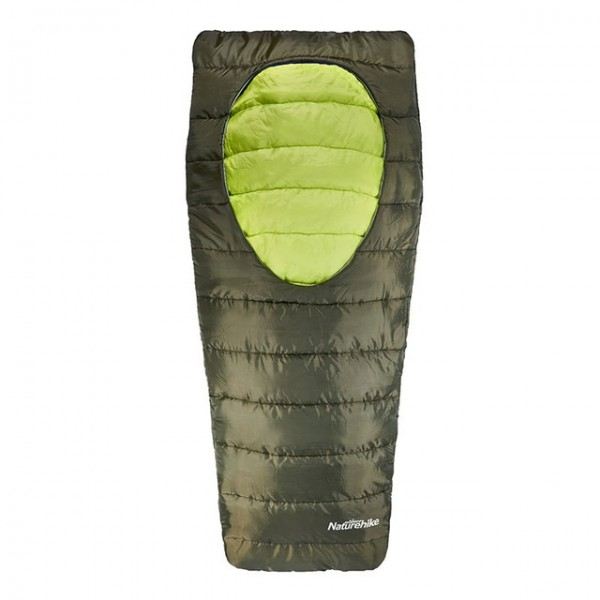 Lozkis Ultralight Sleeping Bag Cotton Lazy Bag For Hiking Camping Traveling NH17N003-T