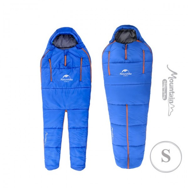 Lozkis 1 Person Special Shape Cotton Waterproof Sleeping Bag NH16R200-X